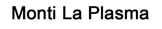 Monti La Plasma
